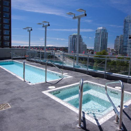 Commercial pools in Burnaby, Vancouver & British Columbia