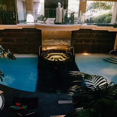 Grand International Award for Best Pool in the Word - Master Pools Guild