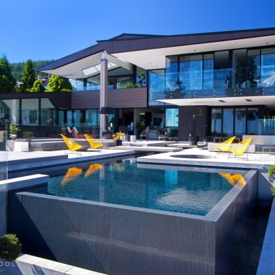 Outstanding top prize for Geometric Pool - Master Pools Guild