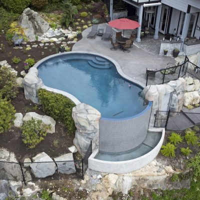 Gold Winner for Technical, achievement category, association of Pool & Spa, Processionals and Pool & Hot tub Council of Canada