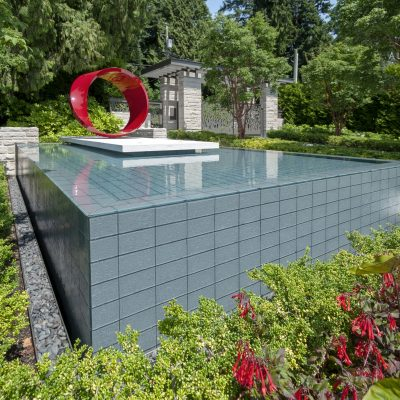 Outstanding top prize for Water Features Category - Master Pools Guild