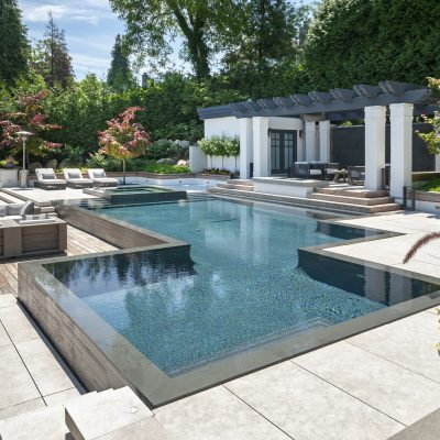 Outstanding top prize for Geometric Pools Category - Master Pools Guild