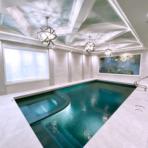 Indoor swimming pools in Burnaby, Vancouver & British Columbia
